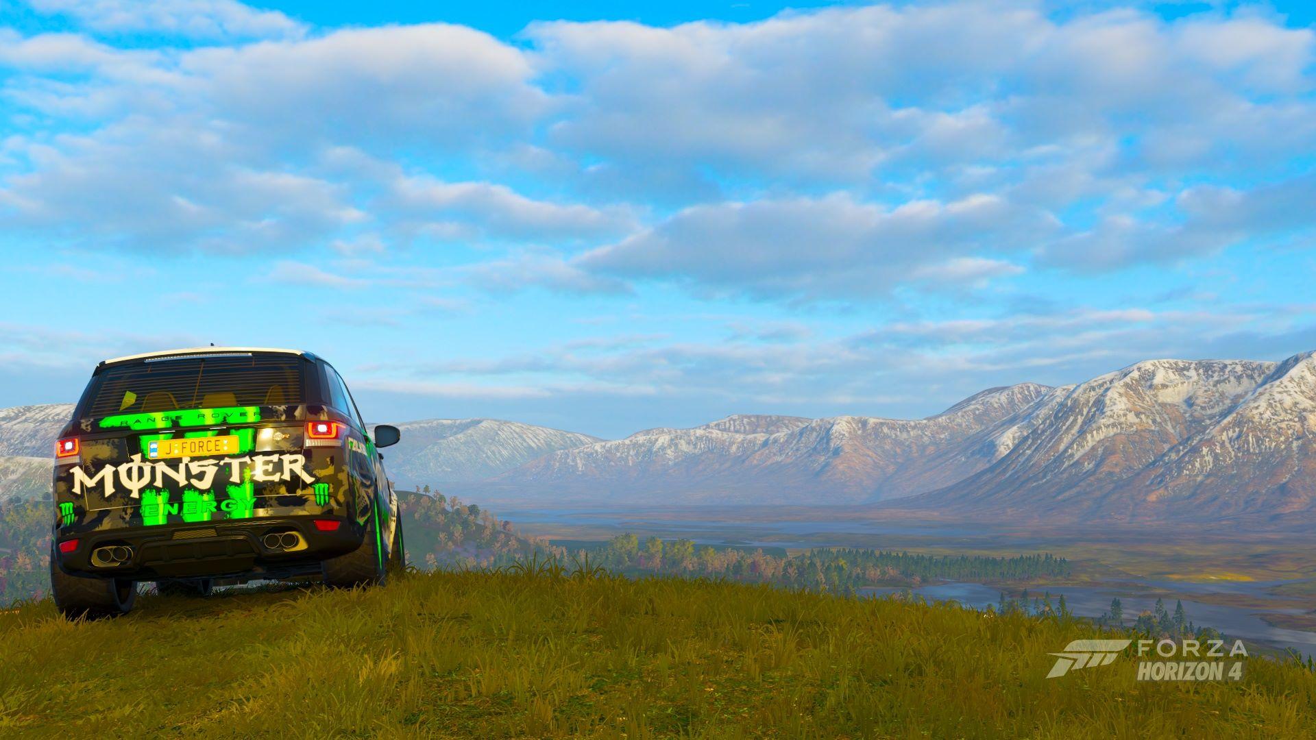 First look at Forza Horizon 4